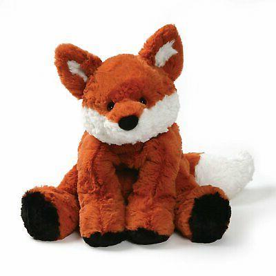 cozys collection fox plush stuffed