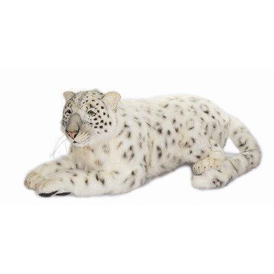 Snow Leopard Plush Stuffed Animal