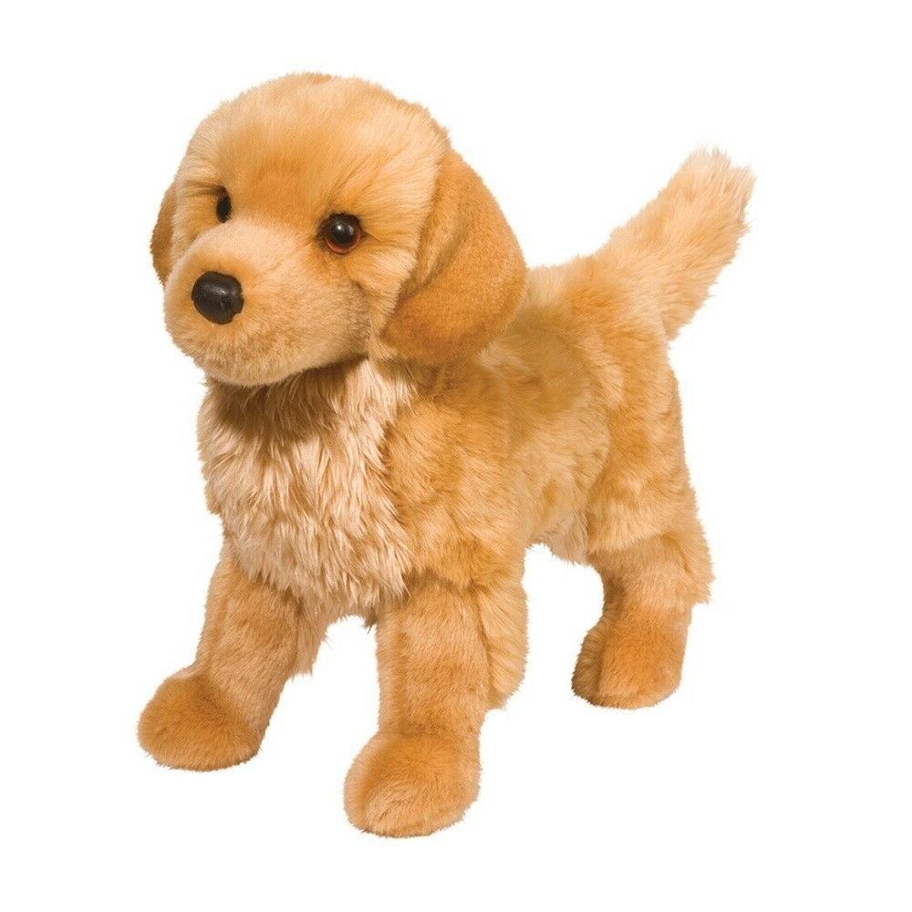 cuddle toys king golden retriever