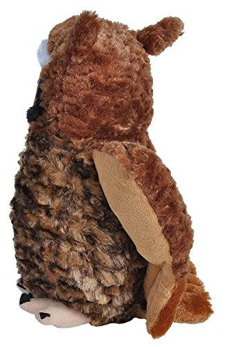 Wild Republic Owl Plush, Animal, Cuddlekins