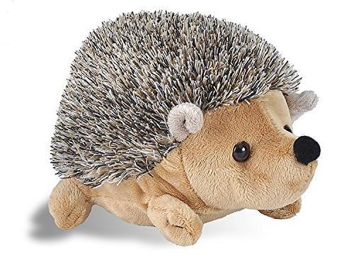 Wild Hedgehog Animal Plush