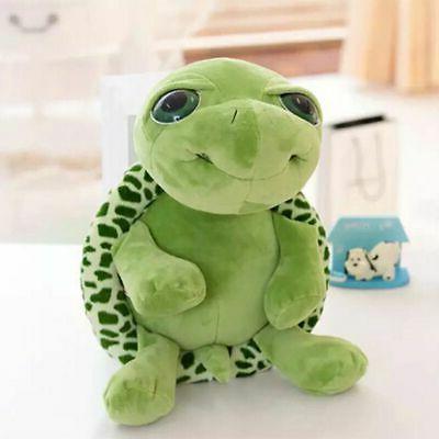 Cute Green Tortoise Kids Stuffed Plush Gift 20CM