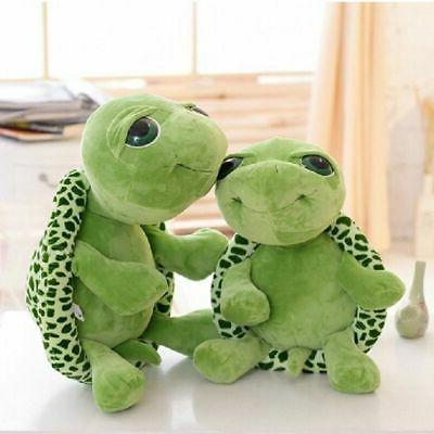 Cute Big Green Tortoise Turtle Baby Kids Stuffed Plush Gift 20CM