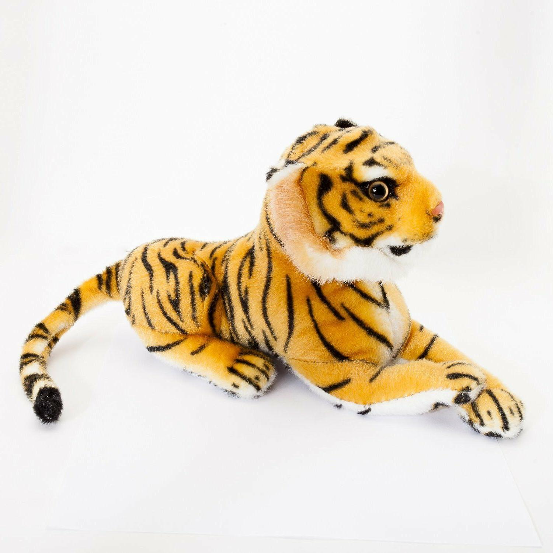 Tiger, Soft Toy, Stuffed Animal