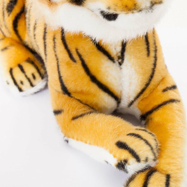 BRUBAKER Cute Brown Tiger, Stuffed