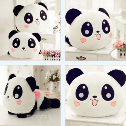 Cute Stuffed Animal Panda Pillow 20cm