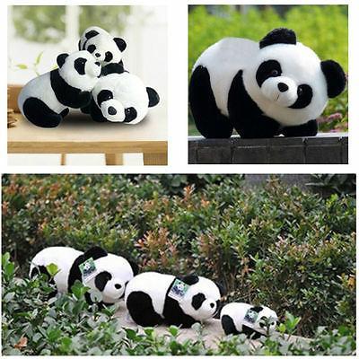 Cute Soft Panda Animal Pillow Holiday Gift N FD