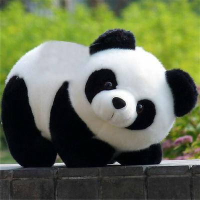 cute soft plush stuffed panda animal doll