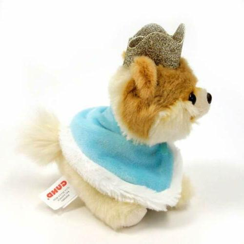 Gund Cutest Boo Itty Prince Animal Plush 5""