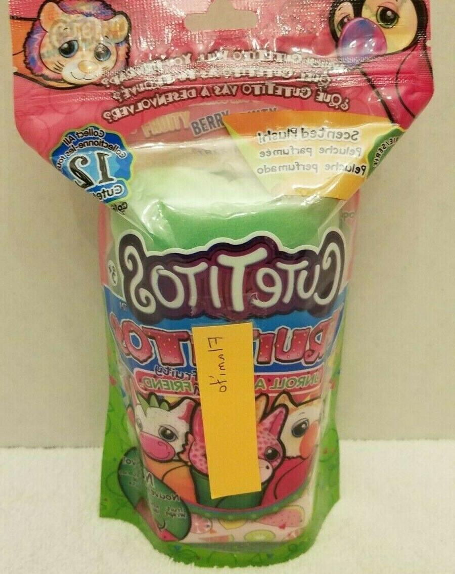 Cutetitos Series 4 Flamito Dragonito Rare Sealed Plush