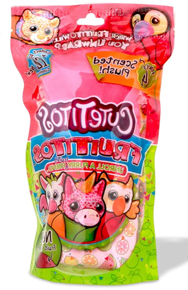 cutetitos fruititos series 4 flamito dragonito rare