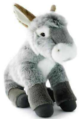 darlene donkey stuffed animal plush