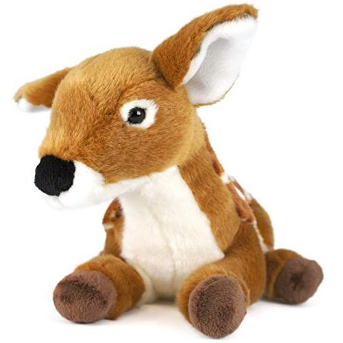 VIAHART Debbie The Deer   Fawn Stuffed   Tiger Toys