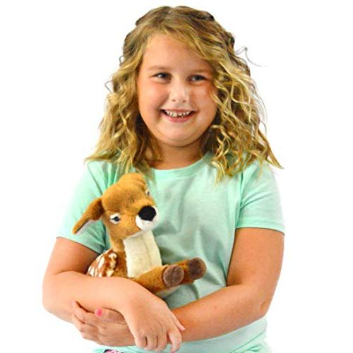 Deer   Inch Fawn Stuffed   by Toys