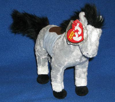 TY DERBY 133 the KENTUCKY DERBY HORSE BEANIE BABY - MINT wit