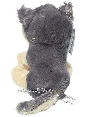 "Aurora WOLF 8"" Plush Stuffed Animal Toy NEW"
