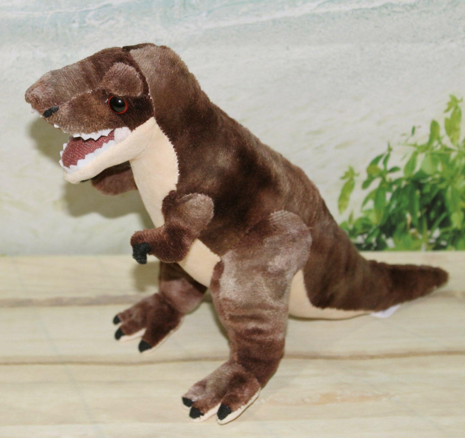 dinosauria mini t rex plush