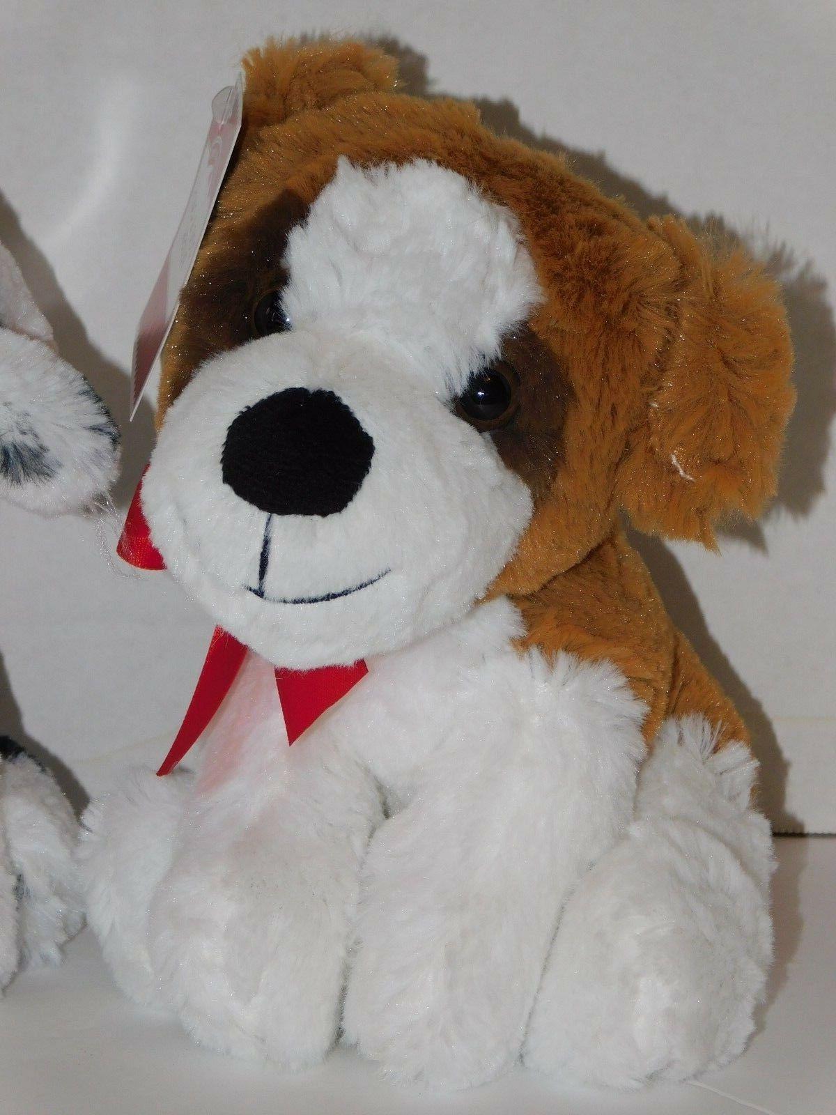 Dog Puppy Plush Animals St. Dalmatian