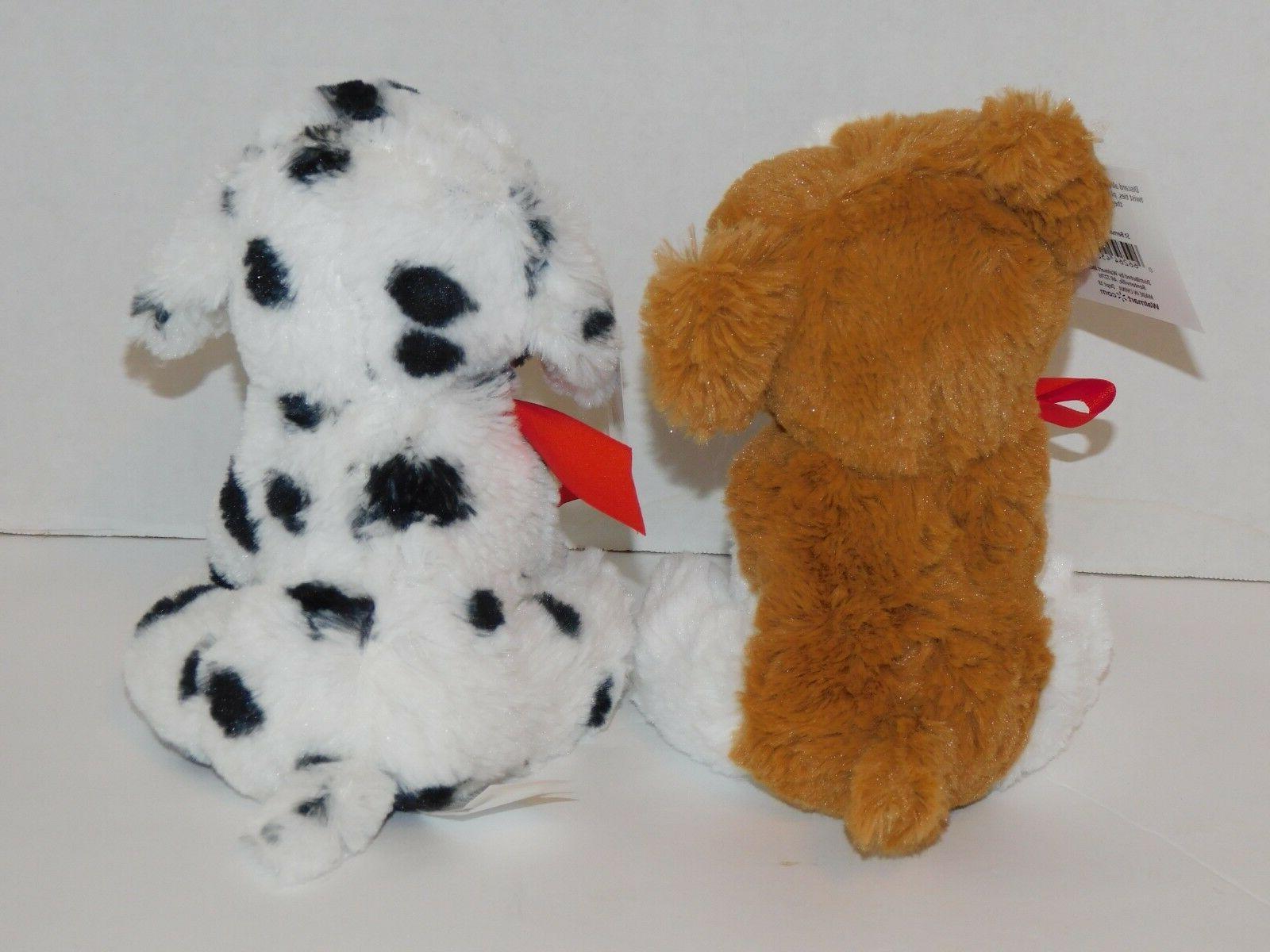 Dog Plush Animals St. Dalmatian 7.5