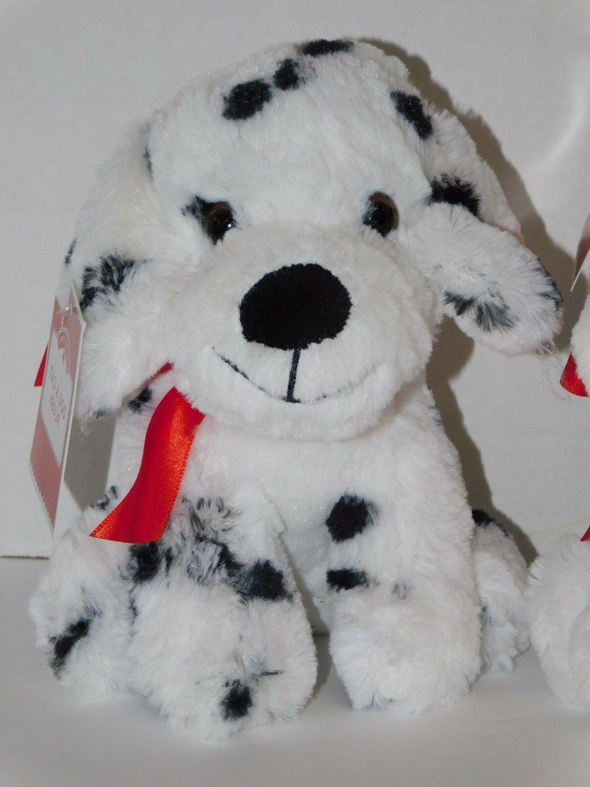 Dog Animals St. Bernard & Dalmatian 7.5