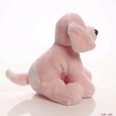 "Dog Stuffed For Kids Fun Spunky 8"""
