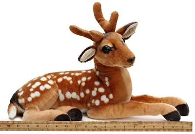 VIAHART Dorbin Deer | Animal Plush | Tiger