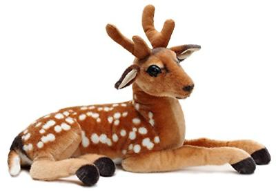 VIAHART Dorbin Deer | Animal Plush by Tiger Toys