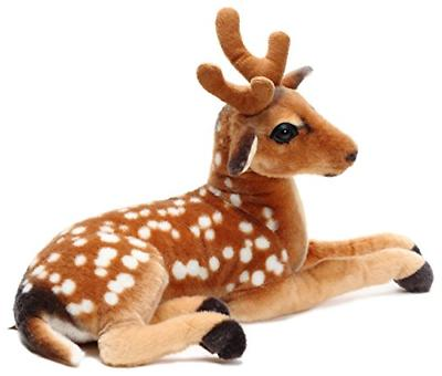 VIAHART Dorbin Deer | Animal Plush Tiger