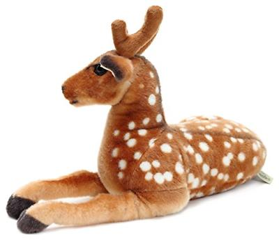 VIAHART Dorbin Deer | Stuffed Animal Tiger