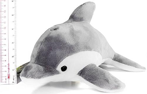 VIAHART Dorian The Dolphin | 11 Inch Stuffed Plush by