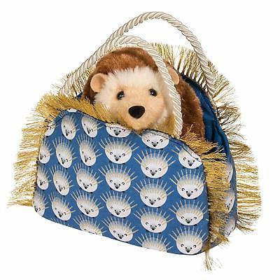 douglas plush spikey hedgehog sak w hedgehog