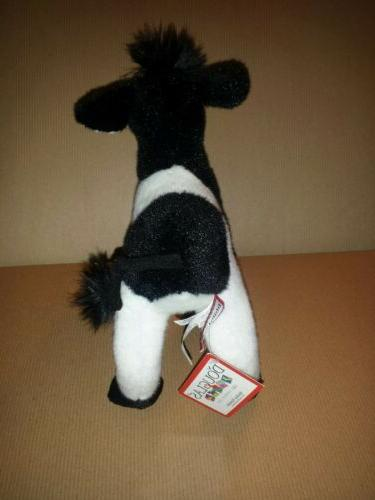 "Douglas Sweet 8"" Plush Standing Farm Animal NEW TAG"
