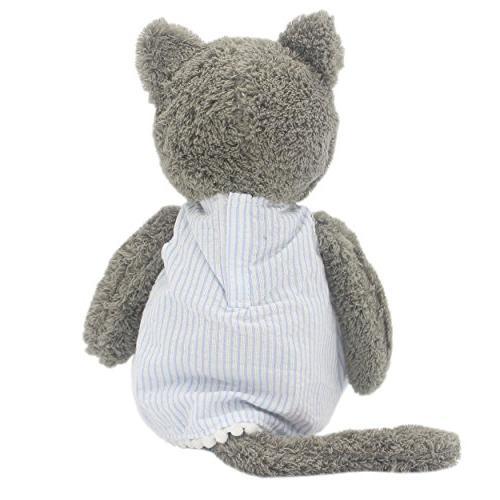 JIARU Stuffed Animals Grey Toys Dolls