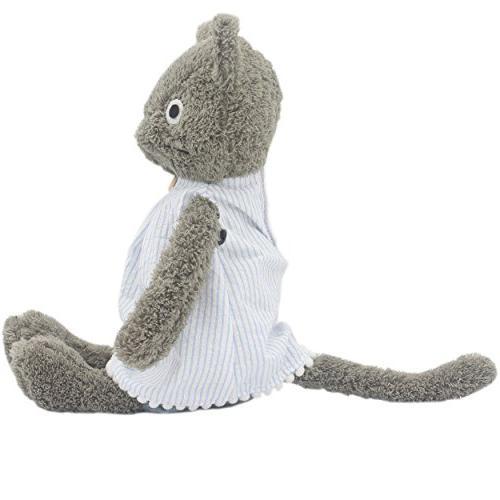 JIARU Animals Grey Plush Dolls 9