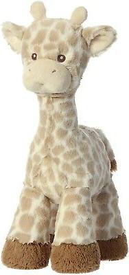 """ebba - Loppy Giraffe  - 15"""" Loppy Plush"""