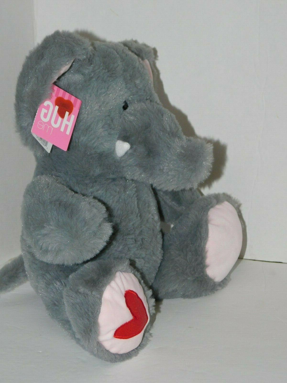 Elephant Plush 10.5 Inch Jungle