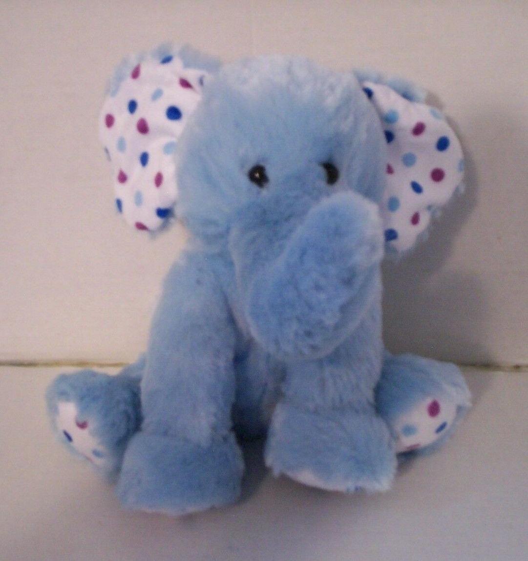 elephant stuffed animal by blue boy 9