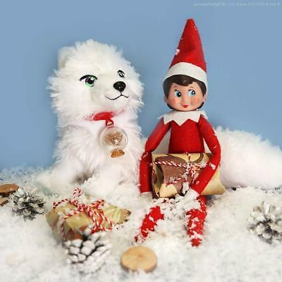 Elf Pets: Arctic Fox Tradition