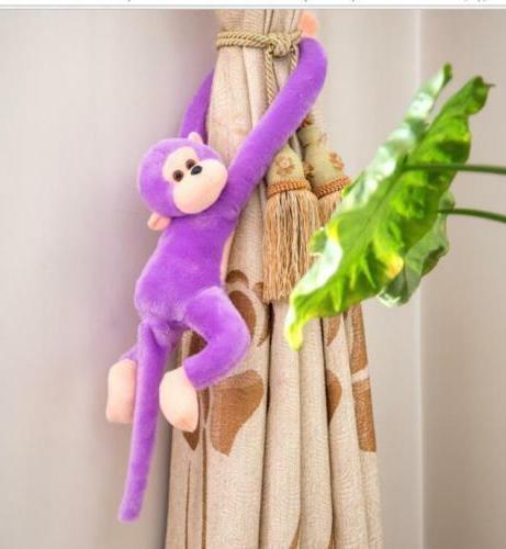 Fad Long Monkey Plush Toys Stuffed Soft Kids