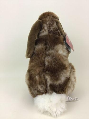 "FAO R Us Realistic Bunny Baby 14"" Stuffed New Tags"