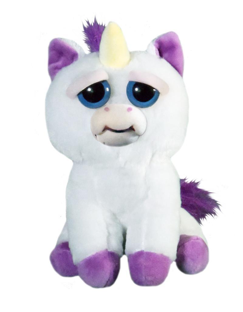 feisty pets by glenda glitterpoop unicorn fast