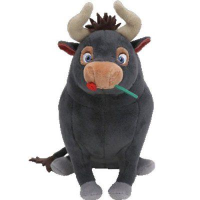 TY Ferdinand The Bull Babies Stuffed Animal With