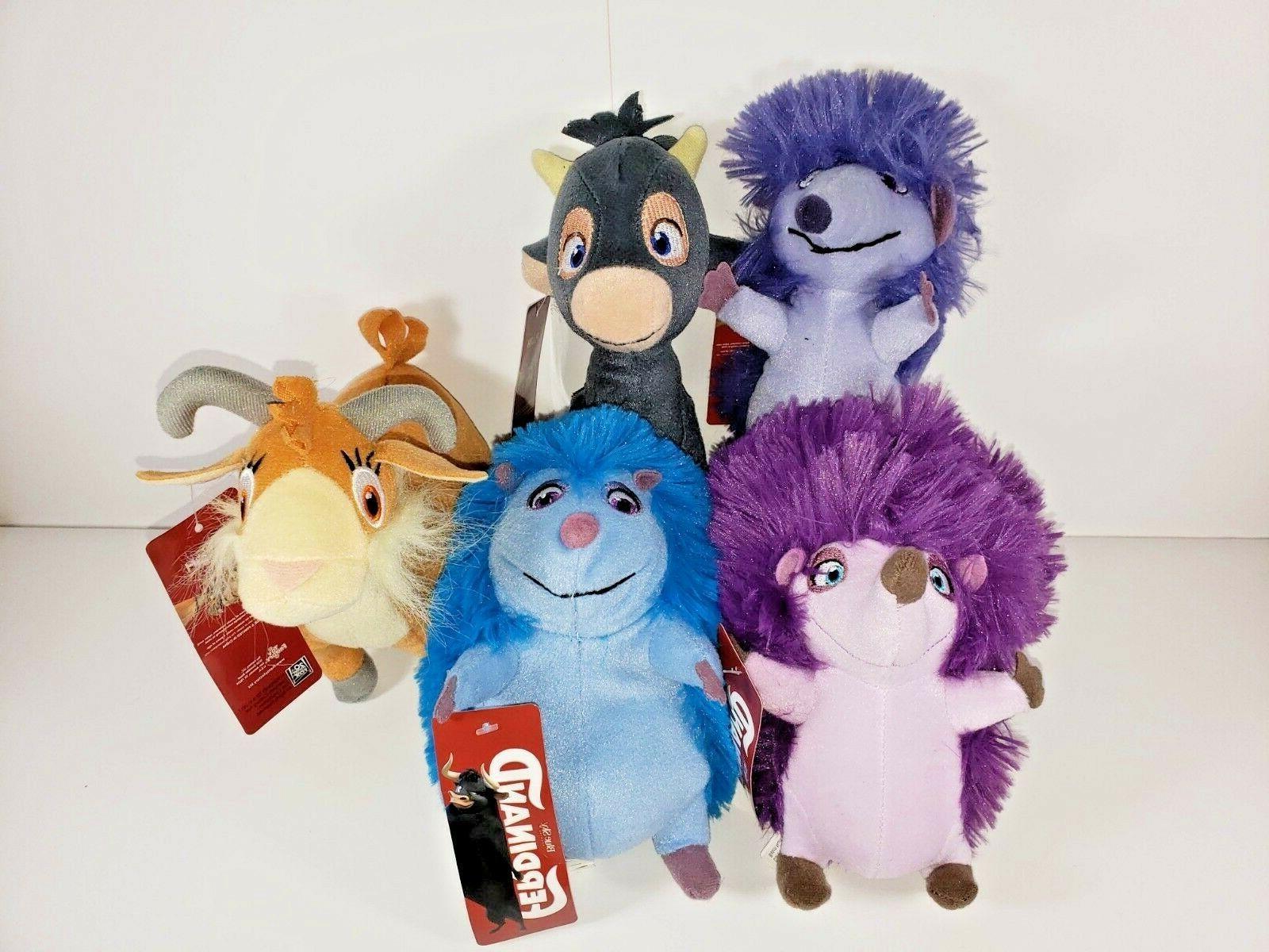 ferdinand plush stuffed animals assorted mini 6