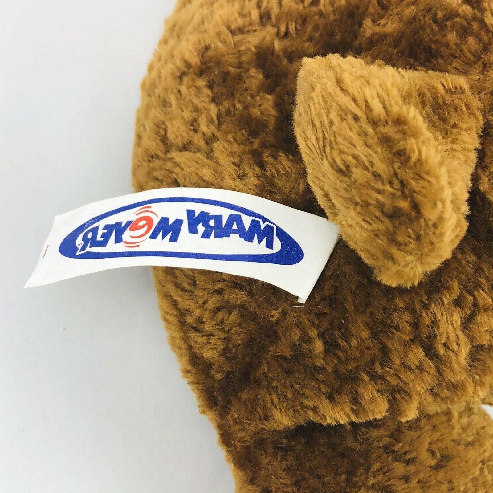 "Mary Meyer Flip Moose Plush 12"" 1999 Animal"
