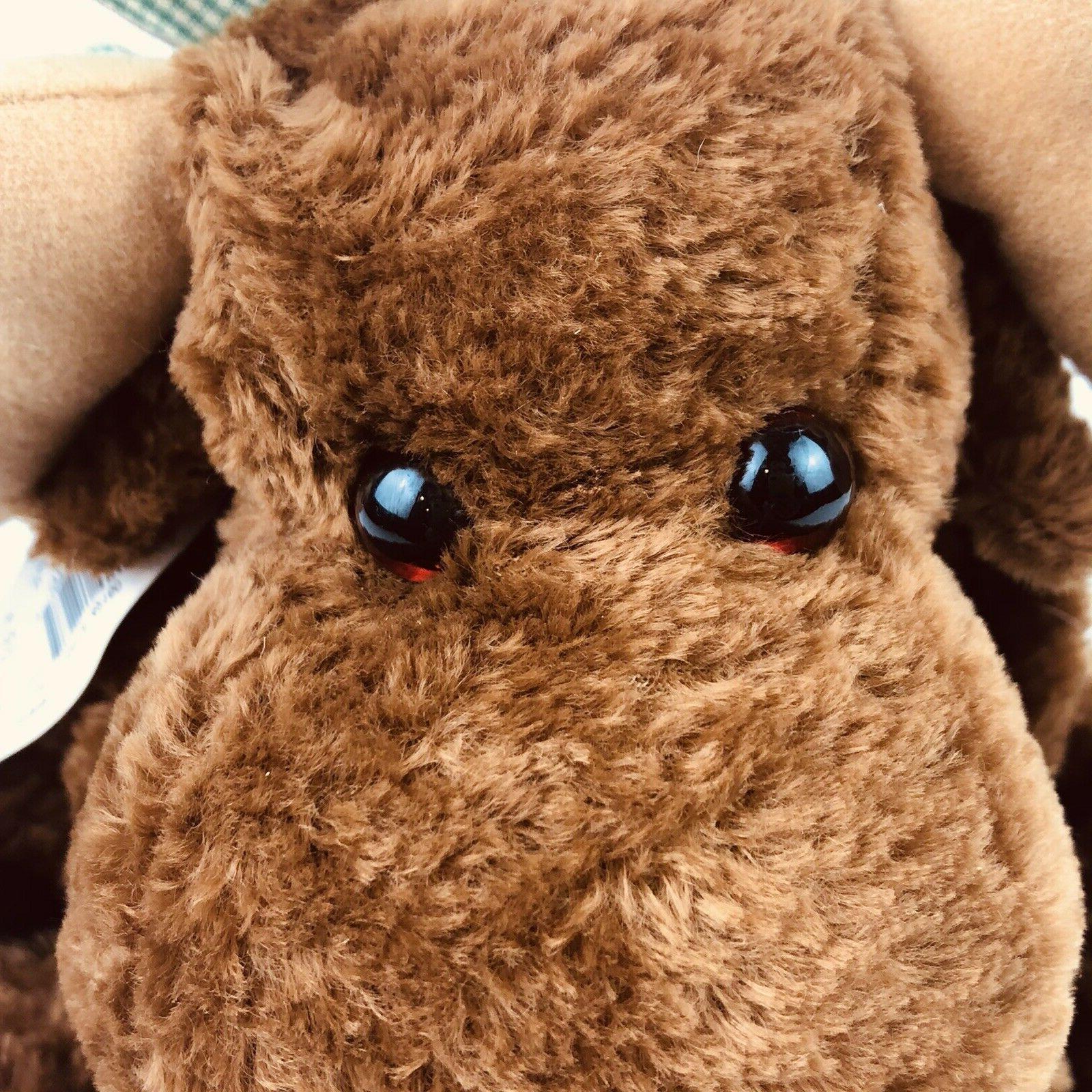 Mary Meyer Moose Plush 1999 Stuffed Animal