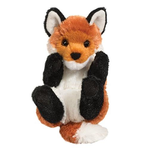 fox lil handful stuffed animal