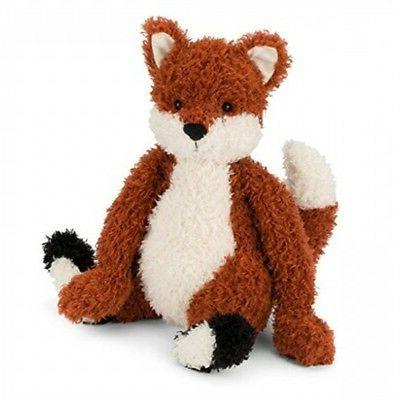 Fox Stuffed Animal by Jellycat Bashful Fox Plush