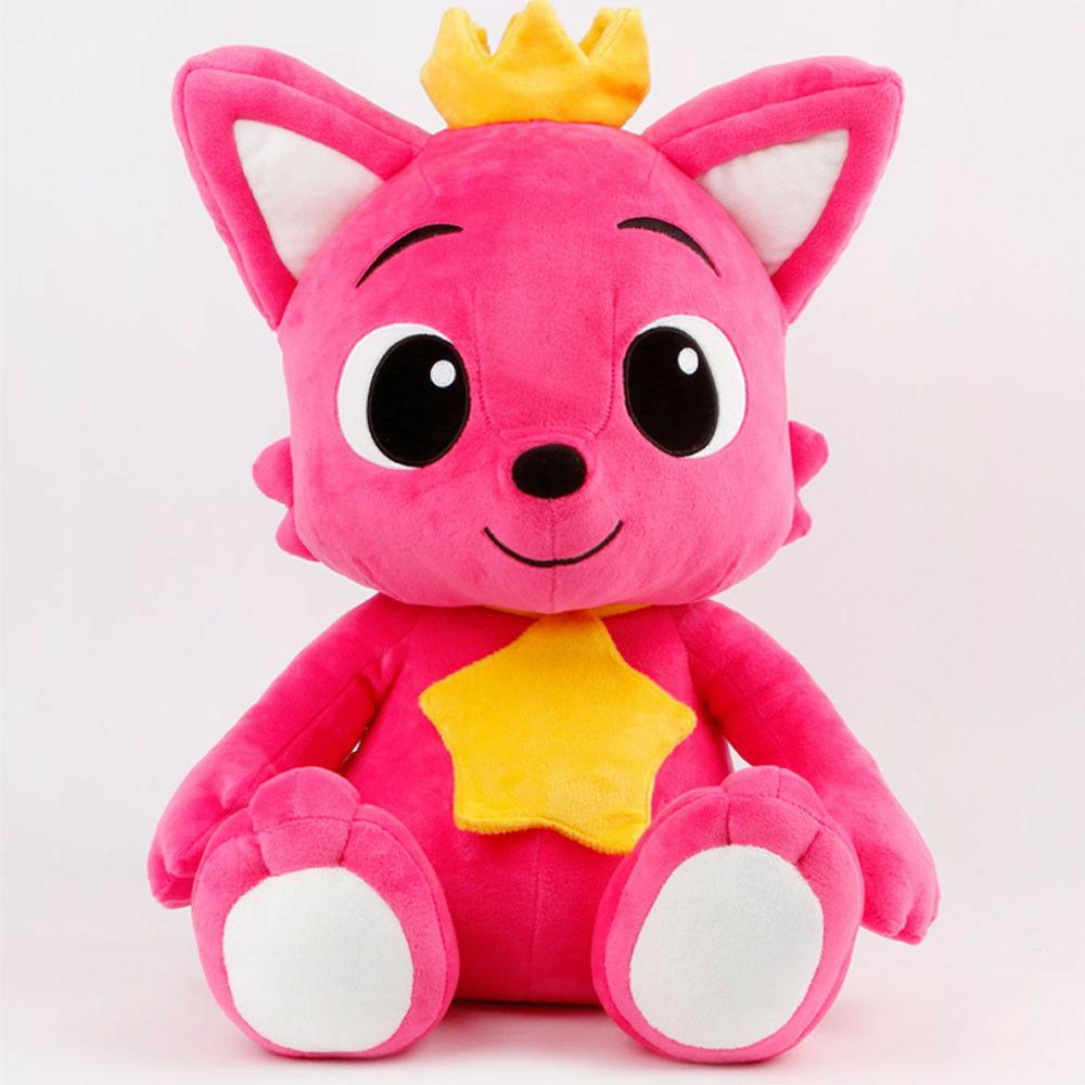 Genuine Pinkfong Plush Toy Stuffed Doll
