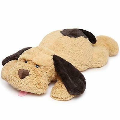 Giant Stuffed Puppy Dog Big Plush Extra Large Stuffed Animal