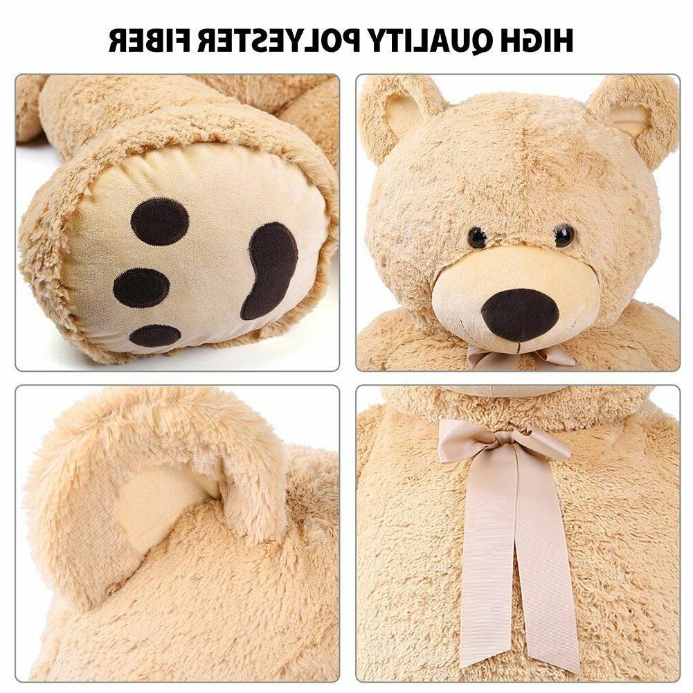 Giant Teddy Bear Plush Valentine Gift